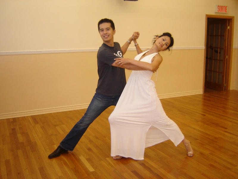 first dance classes montreal