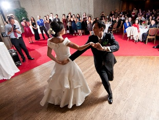 wedding dance in montreal